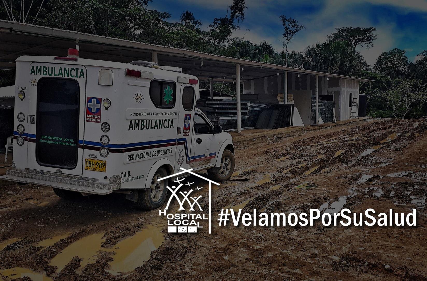 Ambulancia - Urgencias